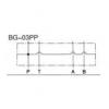 BD-03PA-40,BE-03-40,BH-03-40,DAIKIN叠加型旁路块
