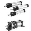 CDL1T100-300 CDL1T100-350 CDL1T100-400 CDL1T100-450 CDL1T100-500 CDL1T100-600 CDL1T100-700,SMC精密锁紧气缸