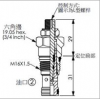 NV-162A-2S-40-L,winner流量控制閥