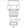 CV12-28-0-N-65/45,CV12-28-10T-N-65/45,CV12-28-12T-V-65/45,热溢流单向阀
