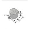 饼型接近传感器 HG-A48-ZNK,HG-A48-ZNB,HG-A48-ZNKB,HG-A48-ZPK,HG-A48-ZPB,HG-A48-ZPKB,