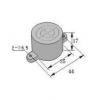 饼型接近传感器 HG-A35-ZK,HG-A35-ZB,