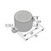 饼型接近传感器 HG-A55-JK,HG-A55-JB,