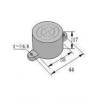 饼型接近传感器 HG-A35-JK,HG-A35-JB,