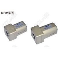 AIRTAC亚德客 单向阀NRV06,NRV08,NRV10,NRV15,NRV20,NRV25