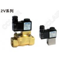 AIRTAC亚德客 流体控制阀2V025-06,2V025-08,2V130-10,2V130-15,2V250-20,2V250-25