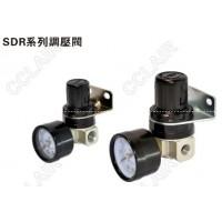 AIRTAC亚德客 调压阀SDR100-M5,SDR100-06,SDR200-06,SDR200-08,SDR100L-M5,SDR100L-06,SDR200L-06,SDR200L-08