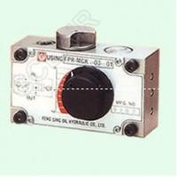 USING峰欣流量控制阀 FPR-MGK002-03A,FPR-MGK004-03A,FPR-MGK008-03A