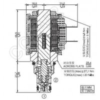 Northman台湾北部精机,两通常闭式锥阀SV08-22S-N-0-DG,SV08-22S-N-0-DL,SV08-22S-V-115-DR,SV08-22S-V-115-AG,SV08-22S-V-115-AP,SV08-22M-V-0-DG,SV08-22M-V-0-DL,SV08-22M-V-0-DR,SV08-22M-V-230-AG,SV08-22M-V-230-AP