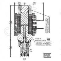 Northman北部精机,两通常开式锥阀SV10-23S-N-0-DG,SV10-23S-N-0-DL,SV10-23S-N-0-DR,SV10-23S-N-230-DR,SV10-23S-N-230-AG,SV10-23S-N-230-AP,SV10-23S-V-24-DG,SV10-23S-V-24-DL,SV10-23S-V-230-AG,SV10-23S-V-230-AP