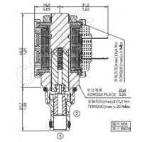 Northman台湾北部精机,两通常闭式锥阀SV08-24S-N-0-DG,SV08-24S-N-0-DL,SV08-24S-N-24-DR,SV08-24S-N-24-AG,SV08-24S-N-24-AP,SV08-24S-V-12-DG,SV08-24S-V-12-DL,SV08-24S-V-230-DR,SV08-24S-V-230-AG,SV08-24S-V-230-AP