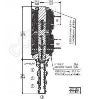 Northman台湾北部精机,三位四通换向阀SV08-47C-N-0-DG,SV08-47C-N-0-DL,SV08-47C-N-0-DR,SV08-47C-N-230-DR,SV08-47C-N-230-AG,SV08-47C-N-230-AP,SV08-47C-V-115-DG,SV08-47C-V-115-DL,SV08-47C-V-230-AG,SV08-47C-V-230-AP