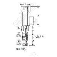 PRDP-MDN,PRDL-MEN,直动型低内漏比例减泄压阀