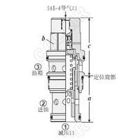 PBFC-ABN,PBHC-BBN,PBJC-BBN,导压操作减压阀,气控型
