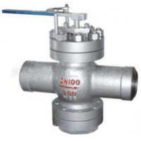 T60Y-1.6,T60Y-2.5,T60Y-4.0,T60Y-6.4,T60Y-10,T60Y-16,焊接回转式调节阀