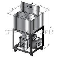 SVTM-60-360,SVTM-60-720,SVTM-80-1200,容积式两料比例混合机