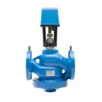 PICV065-16Q,PICV080-16Q,PICV100-16Q,PICV125-16Q,PICV150-16Q,动态平衡电动调节阀