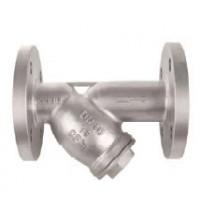 W-YG41-16P-DN50,W-YG41-16P-DN65,W-YG41-16P-DN80,不锈钢法兰Y型过滤器