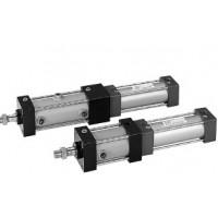 DDAR40*50,DDAR40*75,DDAR40*100,DDAR40*150,DDAR40*200,带制动国际标准拉杆中型气缸