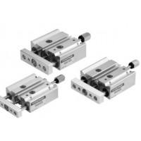 SGDAP6*5,SGDAP6*10,SGDAP6*15,SGDAP6*20,SGDAP8*5,SGDAP8*10,带导向装置的薄型气缸--行程调节气缸