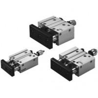 SGDAP12*10,SGDAP12*20,SGDAP12*30,SGDAP12*40,SGDAP12*50,SGDAP12*75,带导向装置的薄型气缸--行程调节气缸