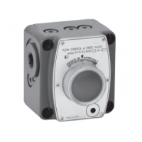 FCG-02-1500-41-JA-S57,FCG-02-1500-41-JA-S40,F(C)G带温度补偿功能的流量调节阀(带单向阀)