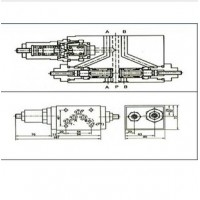 LAYF-Fc10D-PABU,LAYF-Fd10D-PAU,LAYF-Fc10D-PAU,LAYF-Ff10D-PBU,叠加式溢流单向节流阀
