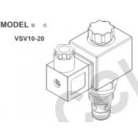 VSV10-20, 插入式电磁阀